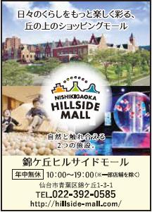 モール 錦ケ丘 ヒルサイド